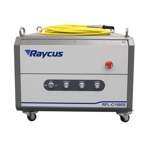 Raycus 1500W Laser Generator Source For Fiber Laser Cutting Machine