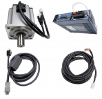 EtherCAT Servo Motor Kit, 400W 220VAC