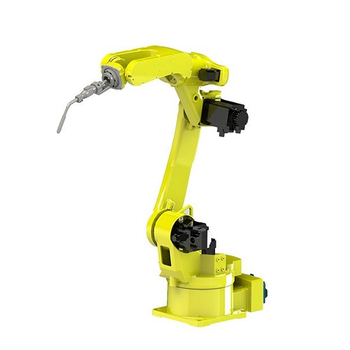 Metal Welding Robotic Arm