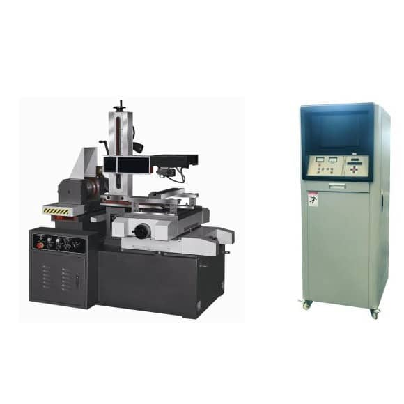 EDM Wire Cutting Machine Electrical Discharge Machining