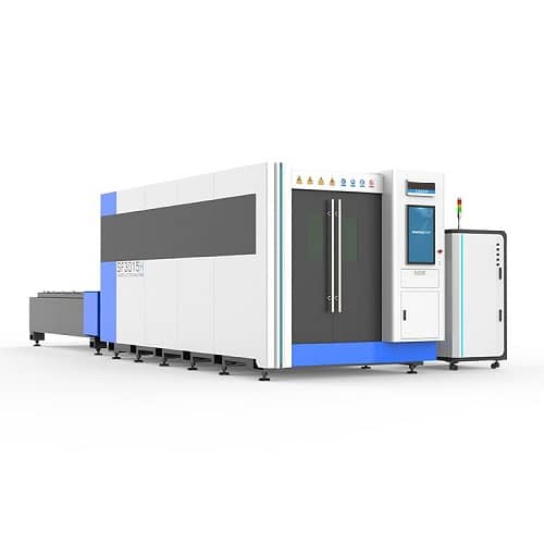 High Power Fiber Laser Cutter-The Fourth Generation SF3015H 6KW to 20KW
