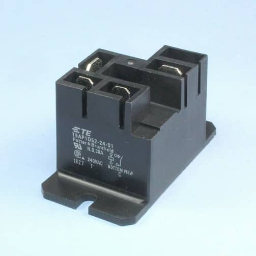 30A RELAY, 24V / 48V Battery Charges, Golf Carts, Potter Brumfield